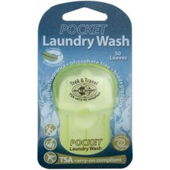 Мыло для стирки Sea To Summit - Trek & Travel Pocket Laundry Wash Soap Green (STS ATTPLWEU)