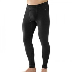 Термоштаны мужские Smartwool NTS 250 Bottom Black, р.M (SW SS605.001-M)