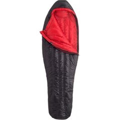 Спальный мешок Marmot Plasma 40 Black / Team Red, Left Zip (MRT 20010.1181-LZ)
