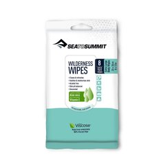 Влажные салфетки Sea To Summit - Wilderness Wipes Extra Blue, (STS AWWXL)